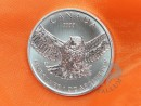 1 oz. Canadian Birds of Prey  Great Horned Owl  silver...